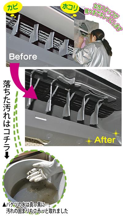 エアコン洗浄が3,000円!?