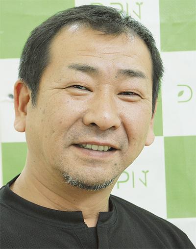 笠井 進さん