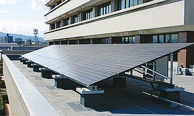 「ご納得いただいた上で、太陽光発電を」