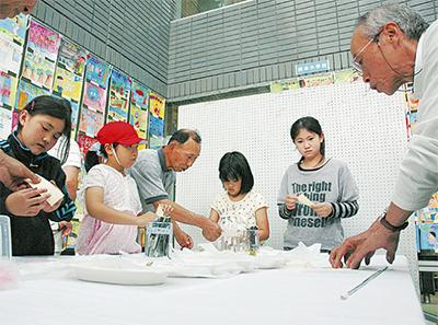 エコ活動に市民も関心