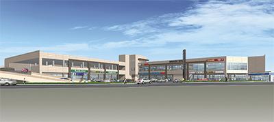 大井町に新たな複合商業施設