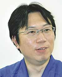 永井 康博さん