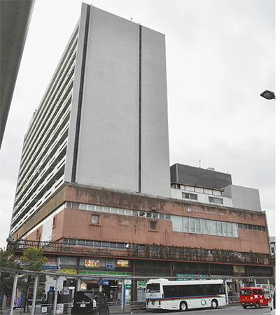 新幹線ビル再建に意欲