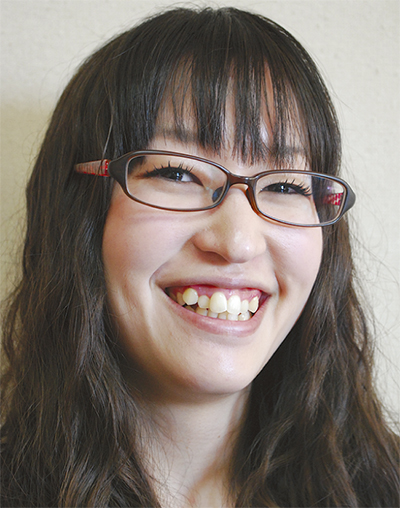 福島 梨紗さん