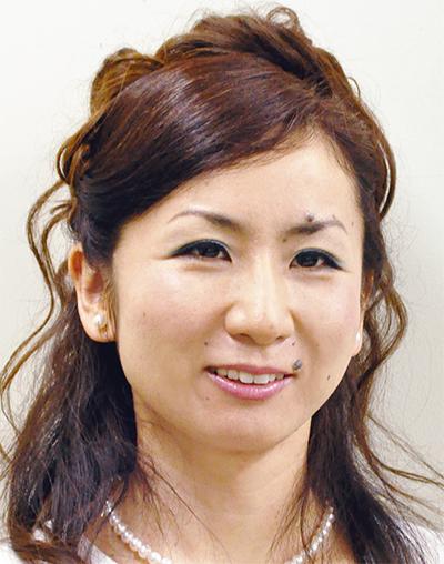 杉田 優子さん