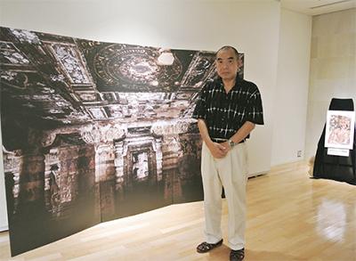 「仏陀の道」写真展