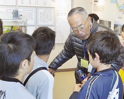酒匂川の歴史を学ぶ