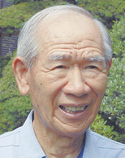 山崎 稲雄さん