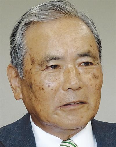 遠藤成雄(せいお)さん