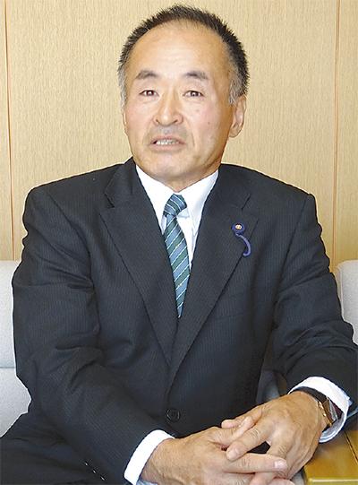 井上栄一議長
