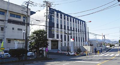 15日から新庁舎へ