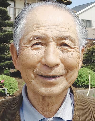 荻野 悦男さん