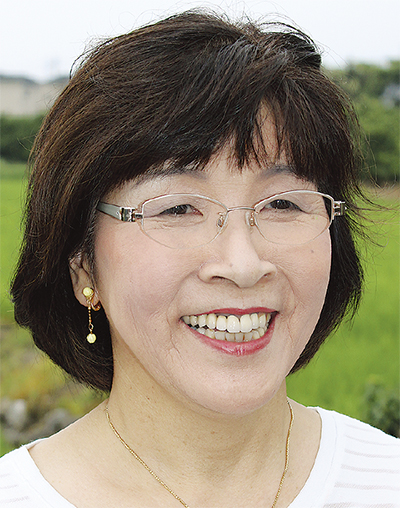 込山 敏子さん
