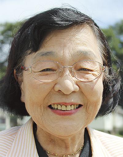 蟻生 栄子さん