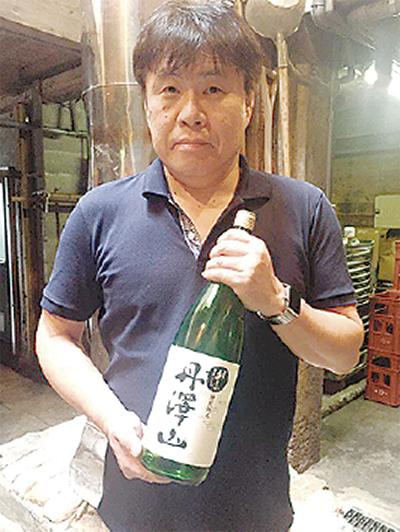 酒匂川の地酒が誕生