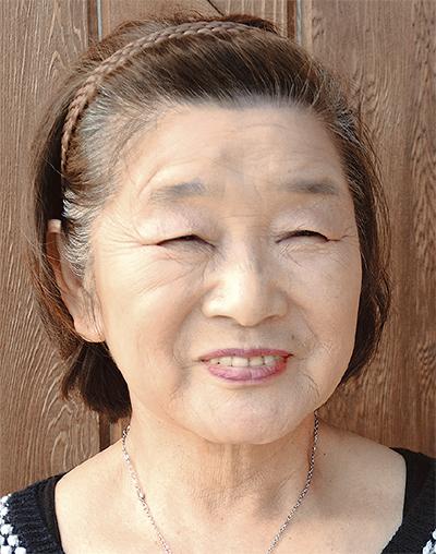 宇田 のり子さん