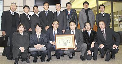 """""""掃除大賞""""で文科大臣表彰"""