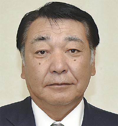 新議長に内田氏を選出