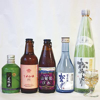飲料消費と郷土愛醸す