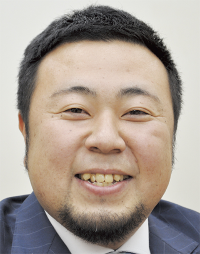 山口 貴弘さん
