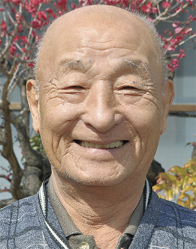 山口 冨美男さん