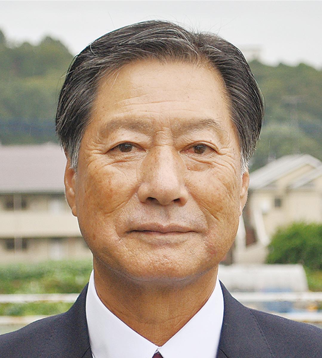 鈴木氏が立候補表明