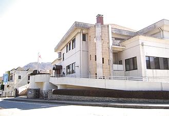 宮城野の水道営業所