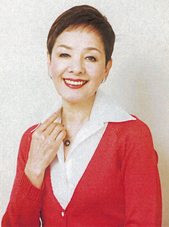 町内に住む浜 美枝さん