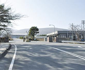 陸自富士学校(小山町)