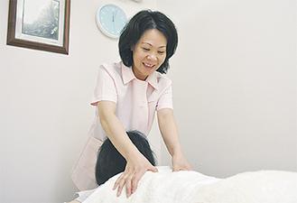 頭から足先まで診る手技療法