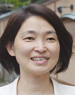 深澤 里奈子さん