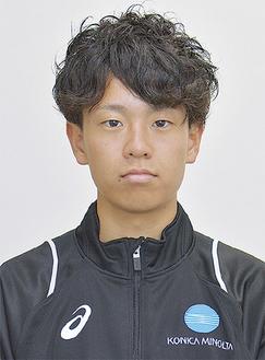 ゲストランナー:神野大地選手(コニカミノルタ所属)