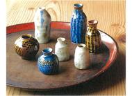 みかん灰の作陶展