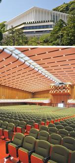 世界救世教救世会館ホールでオープニングセレモニーを開催