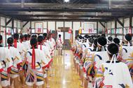小田原少年院、最後の体育祭