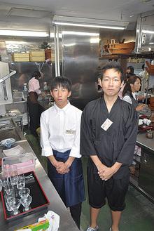 菊地さんと川島さん