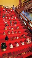 龍宮殿の20段飾り