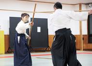 450年の薙刀術