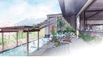 新日帰り温泉施設「木の花の湯」イメージ
