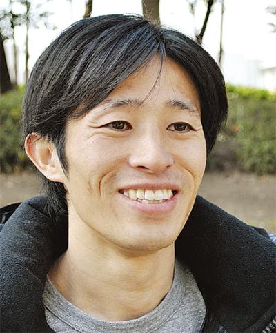 箱根出身石井清加寿さん湘南国際マラソンV
