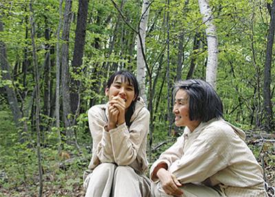 「いのちの林檎」上映