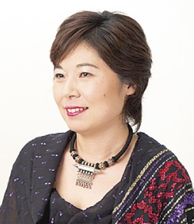 山口由美さんが講演