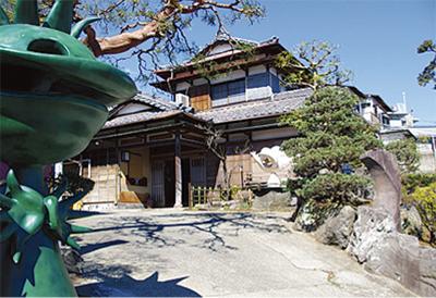 6月上旬 真鶴に美術館オープン