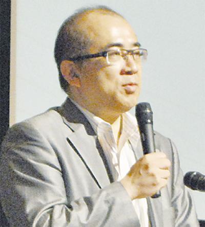 観光庁長官箱根で講演