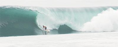 世界に誇る大波の記録
