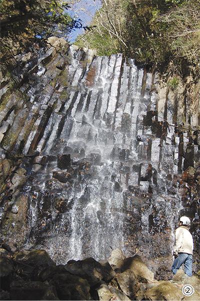 ジオパーク候補地をゆく【2】奇岩の大滝