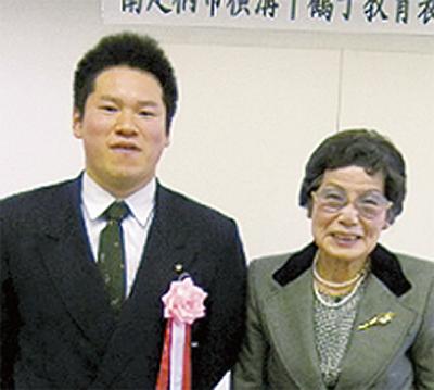 鈴木喜稀さん
