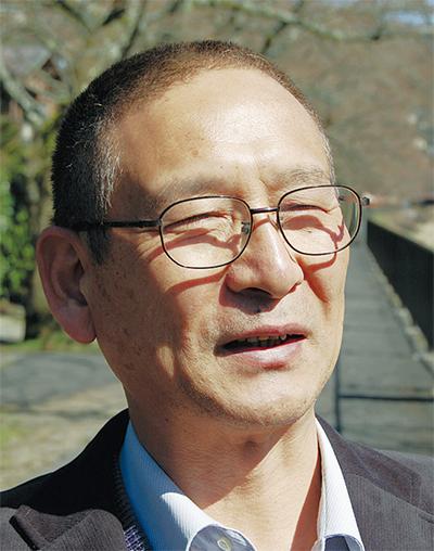 遠藤秀則さん