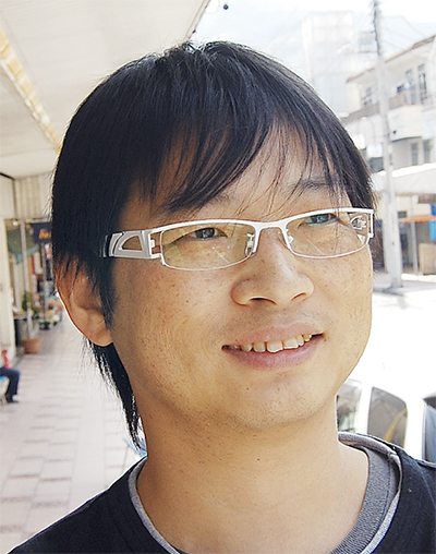 横山 裕介さん
