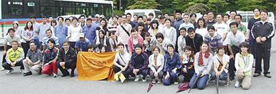 箱根の5社でクリーン作戦